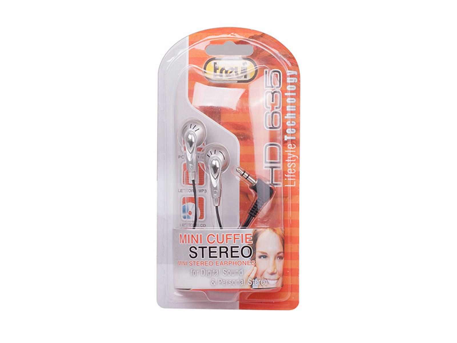 Cuffie Auricolari Stereo Trevi HD 635 Mini hifi Auricolare Sport Mp3 Per  nokia a69b3afe26d6