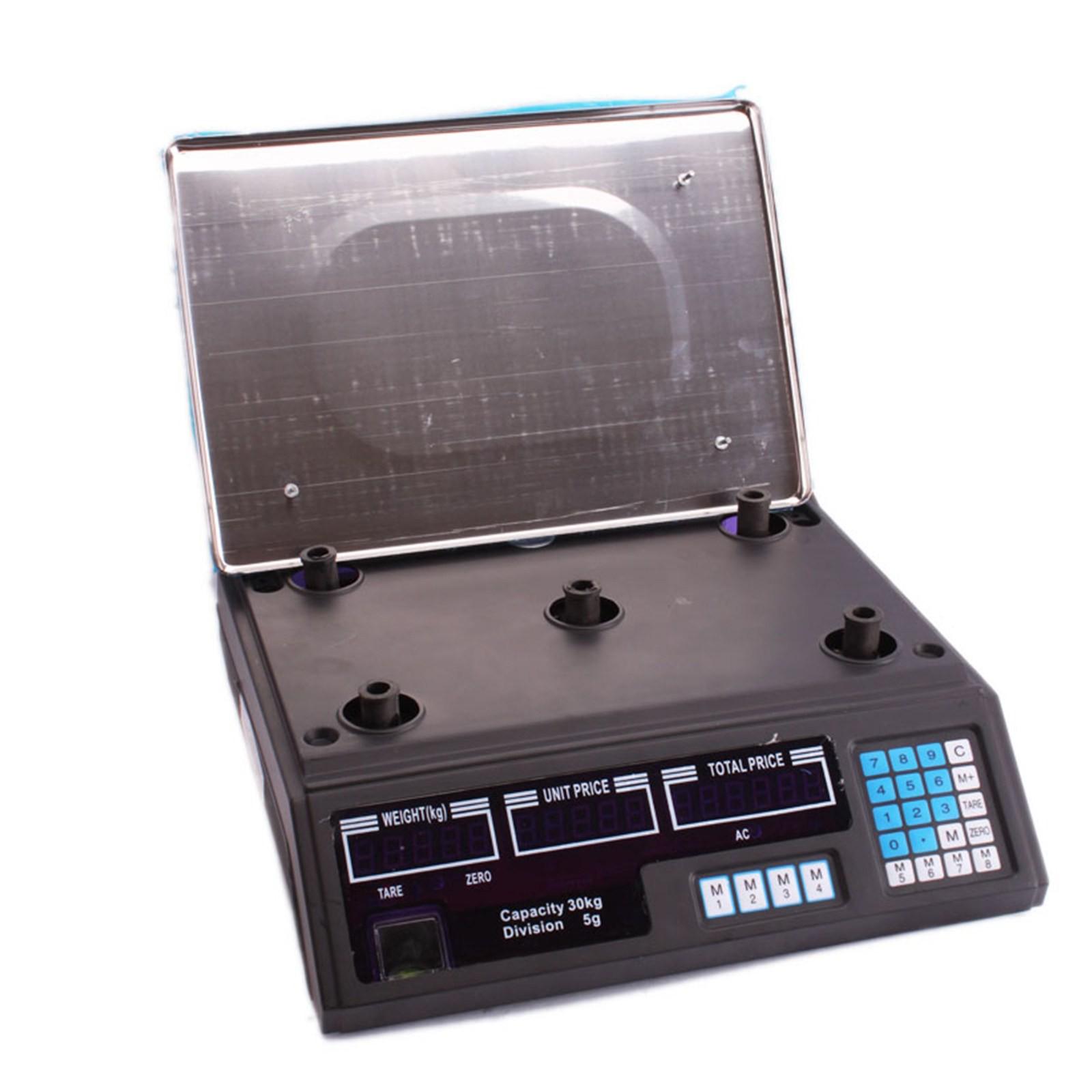 bilancia elettronica digitale da cucina elettronica 40 kg ... - Bilancia Da Cucina Professionale