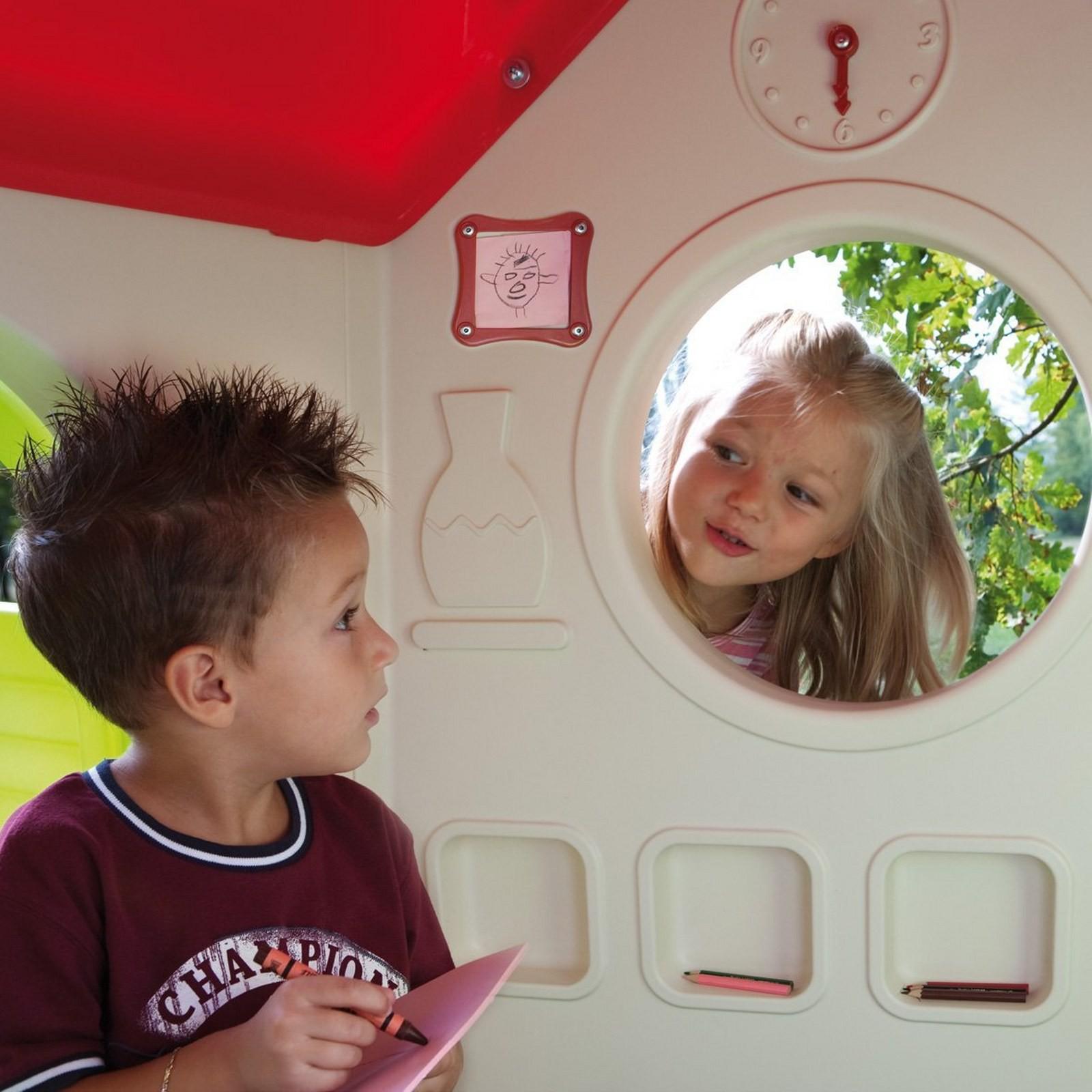 giochi da giardino smoby: smoby 7600620200 calcetto challenger blu ... - Cucina Per Bambini Chicco
