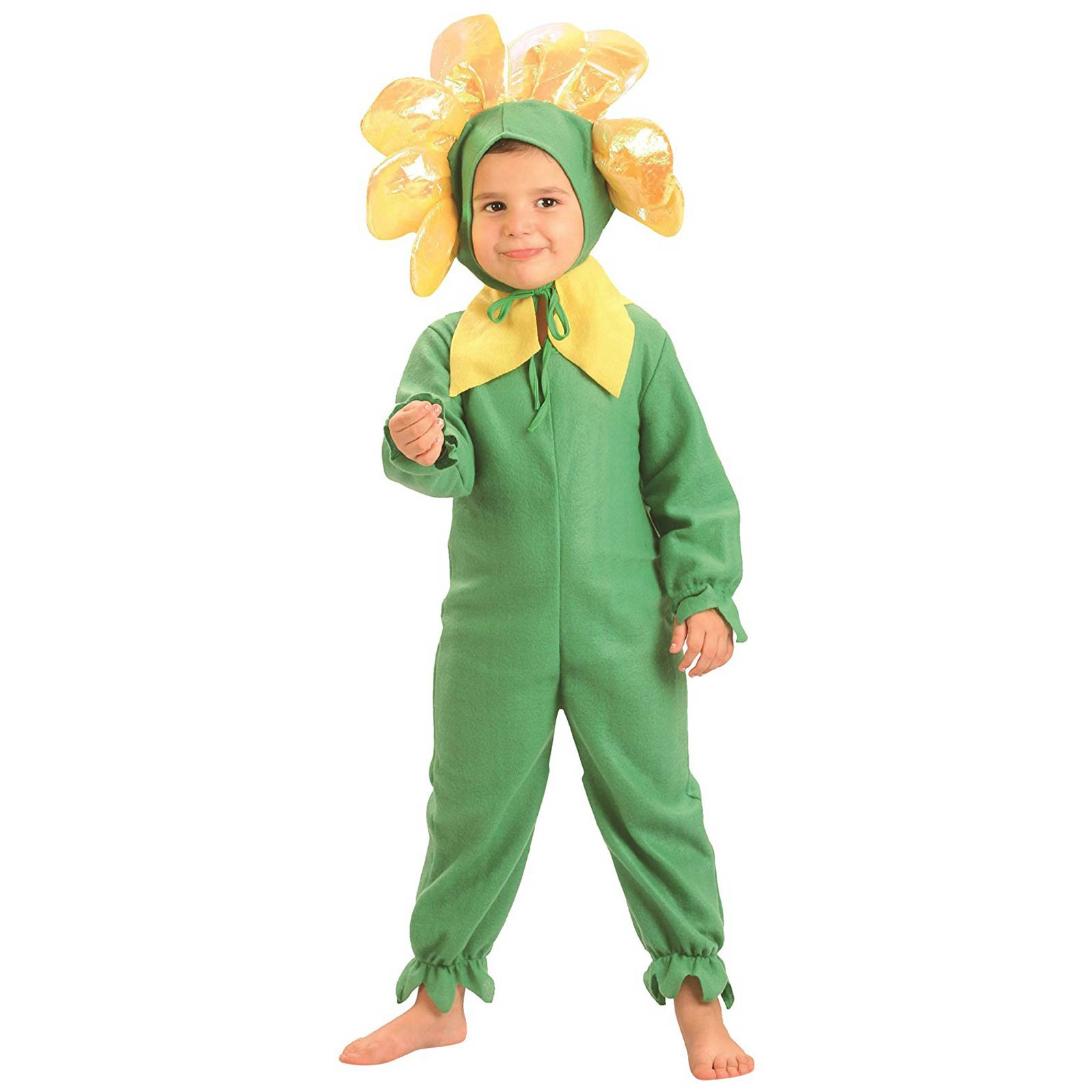 prima qualità la vendita di scarpe grande liquidazione Vestito di Carnevale Costume da Fiore per Bambina 3 4 Anni