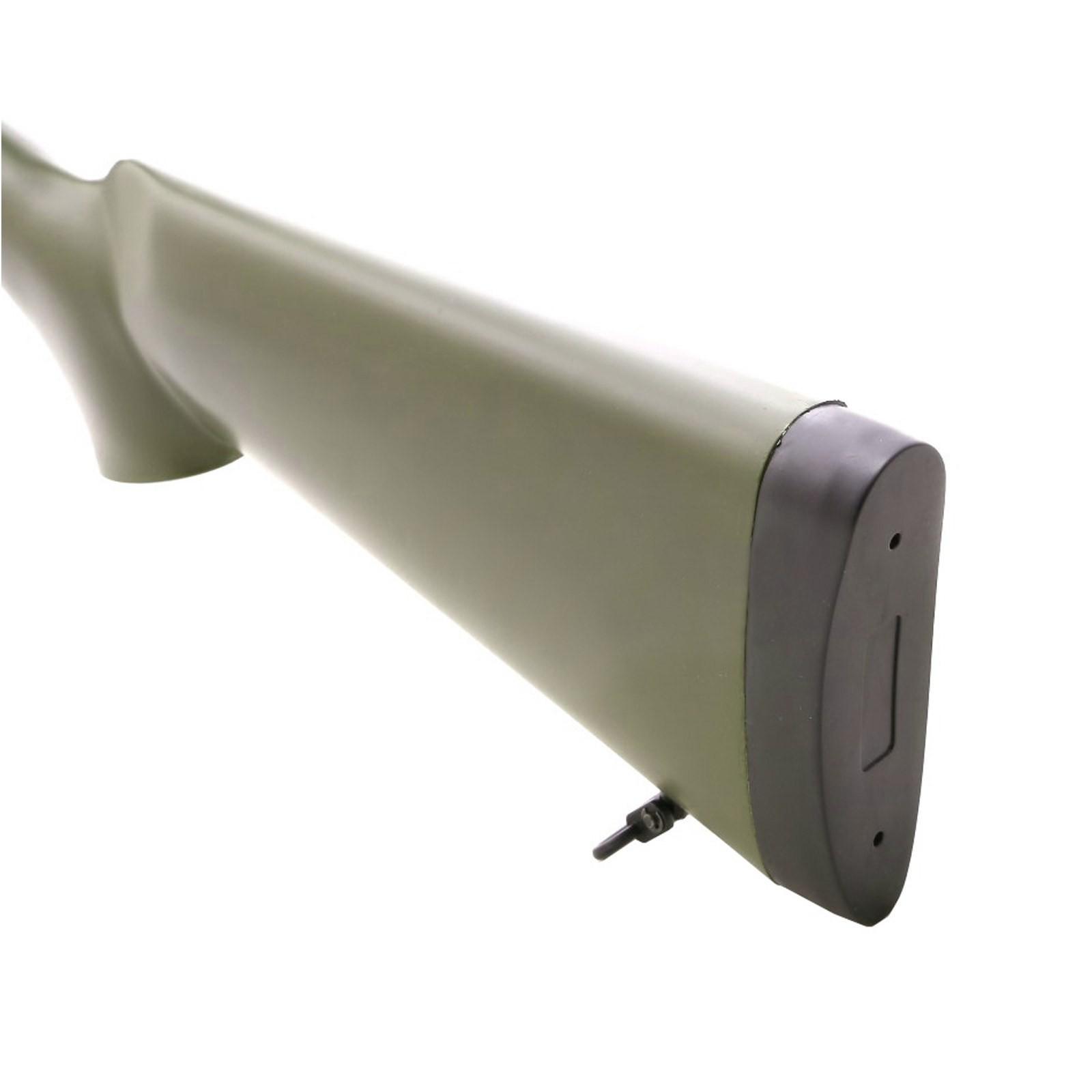 Fucile a Molla MB03 Sniper Abs Canna in Metallo da Cecchino con Ottica Softair