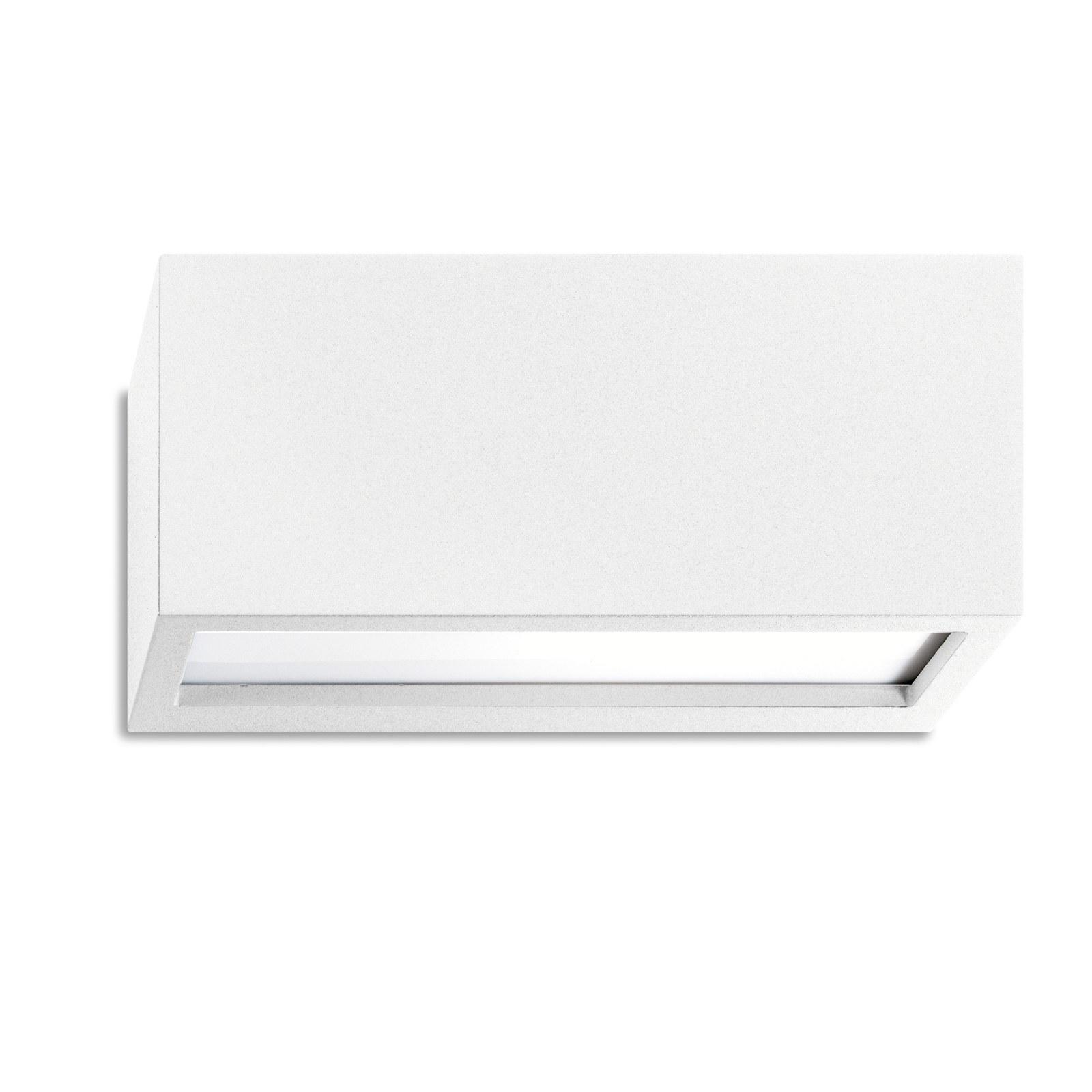Lampade Per Esterno A Parete.Dettagli Su Lampada Applique Esterno Parete Giardino Illuminazione Pan Connection Est01003