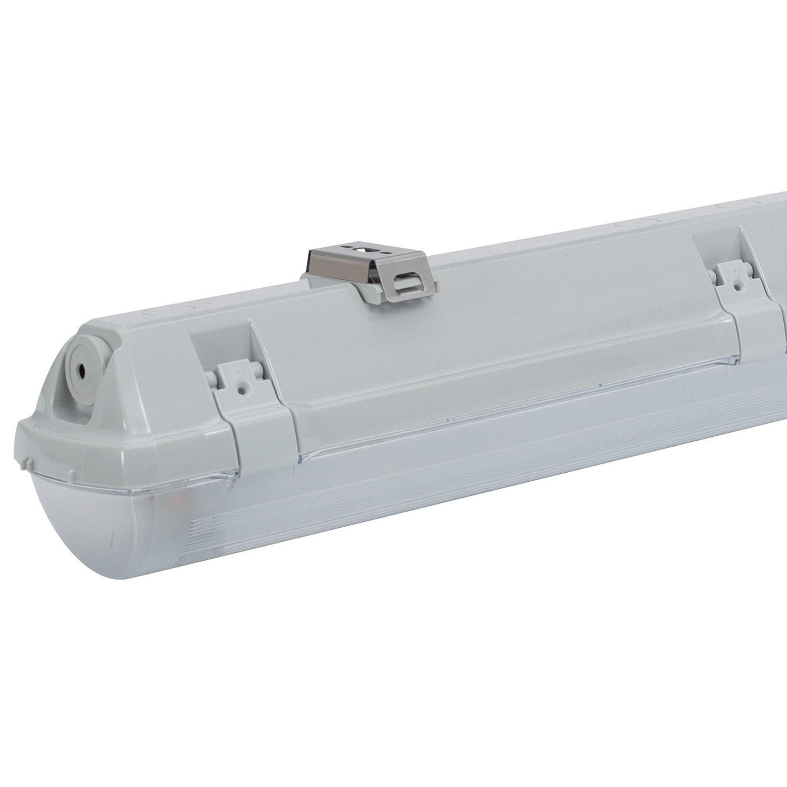 Plafoniera a LED per Tubi Tubo Neon 120 cm Soffitto Parete T8 Luce ...