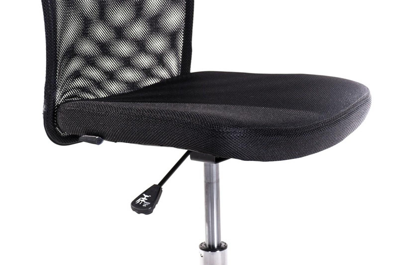 Sedie Girevoli Da Ufficio : Poltrona sedia da ufficio studio regolabile girevole con ruote